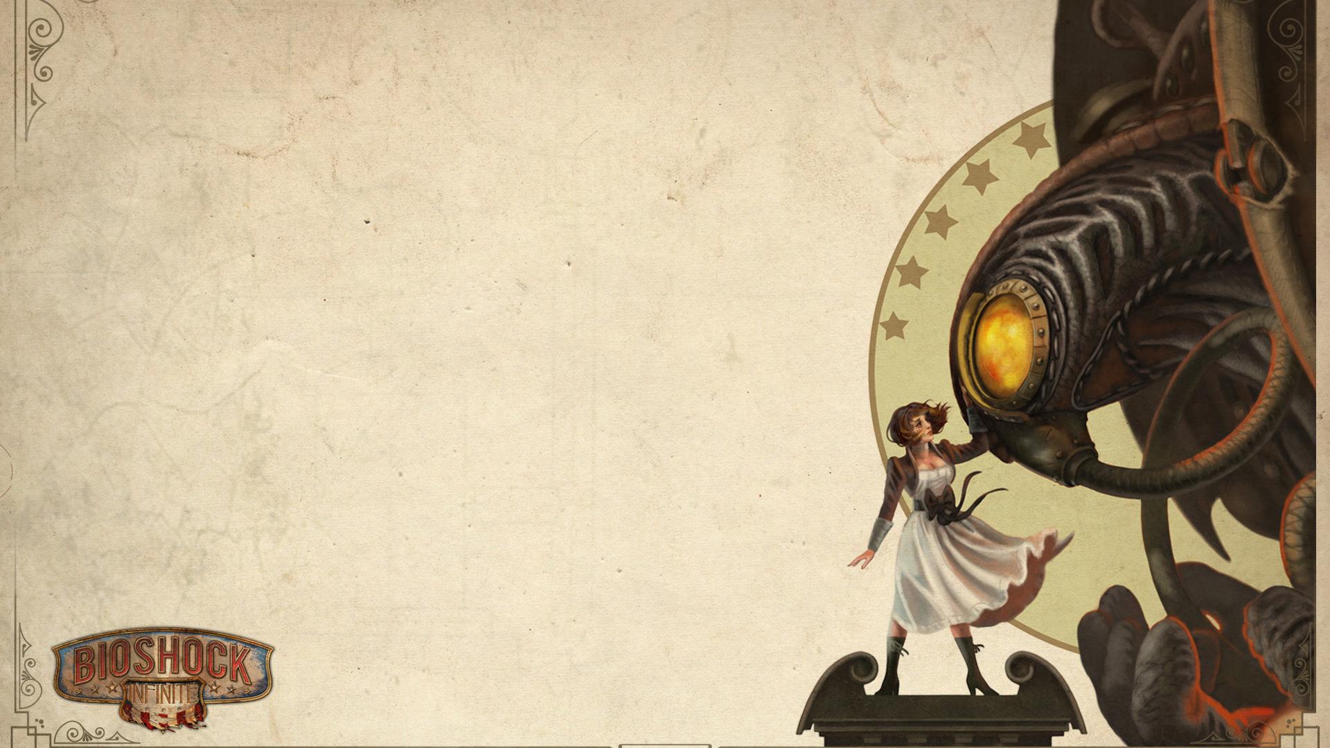 Bioshock Infinite wallpaper 16