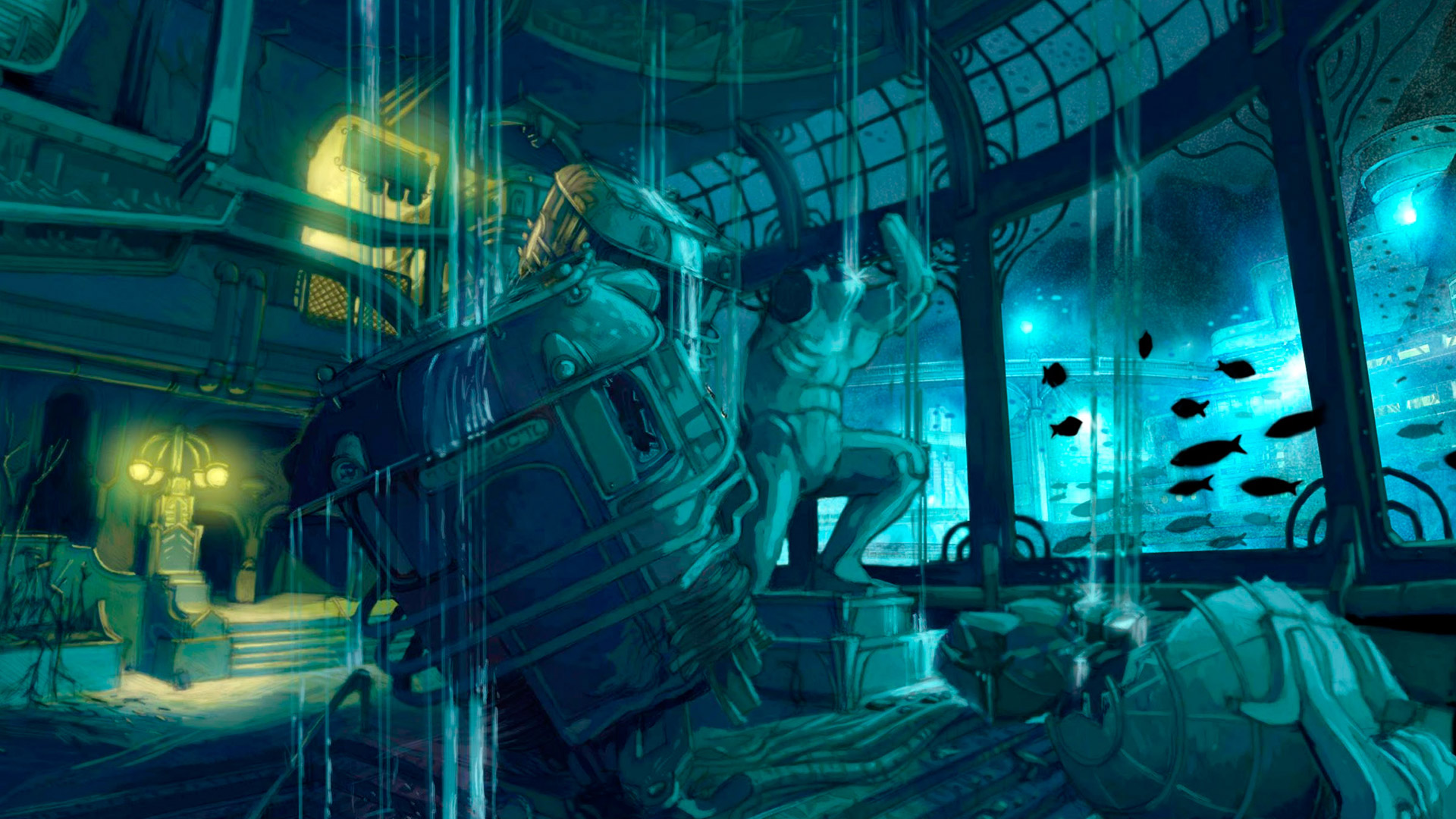 Bioshock Wallpaper 1