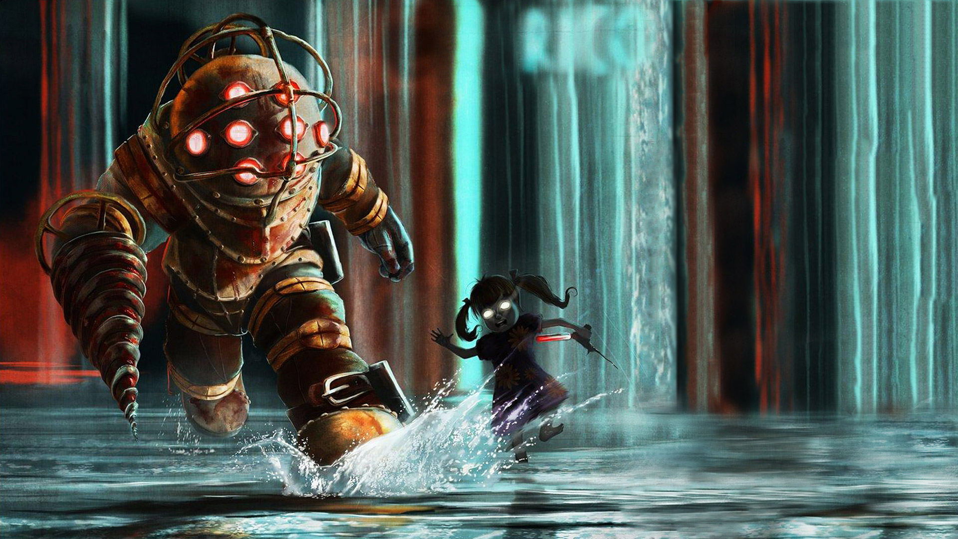 Bioshock Wallpaper 2