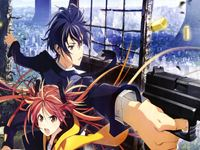 Black Bullet wallpaper 1