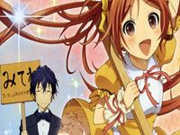Black Bullet wallpaper 2