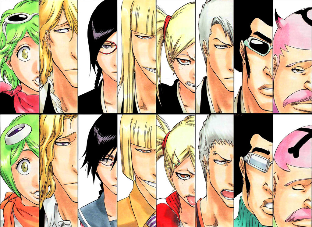 Bleach wallpaper 27