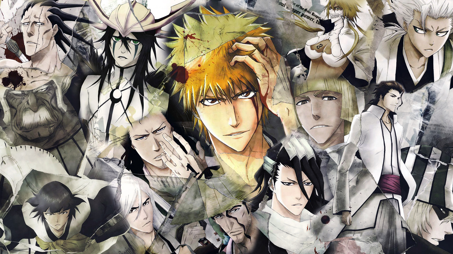 Bleach wallpaper 3