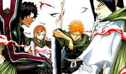 Bleach wallpaper 1