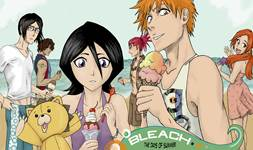 Bleach wallpaper 24