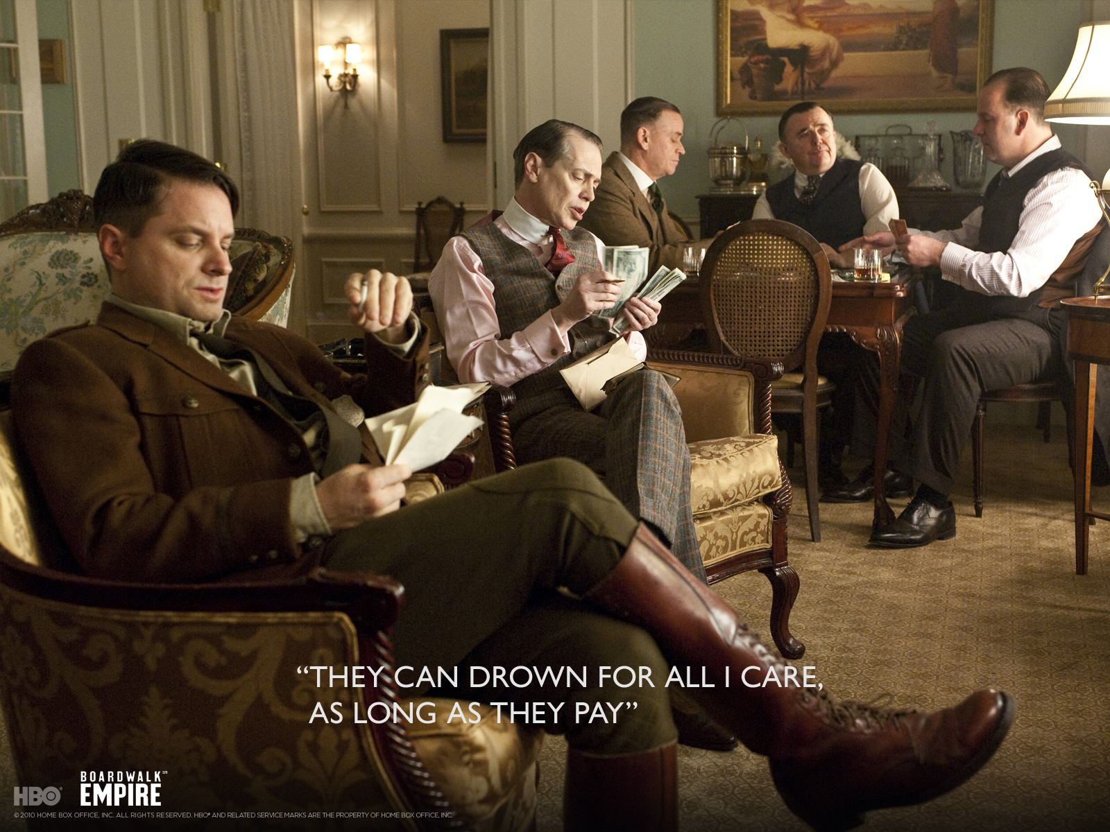 Boardwalk Empire wallpaper 12