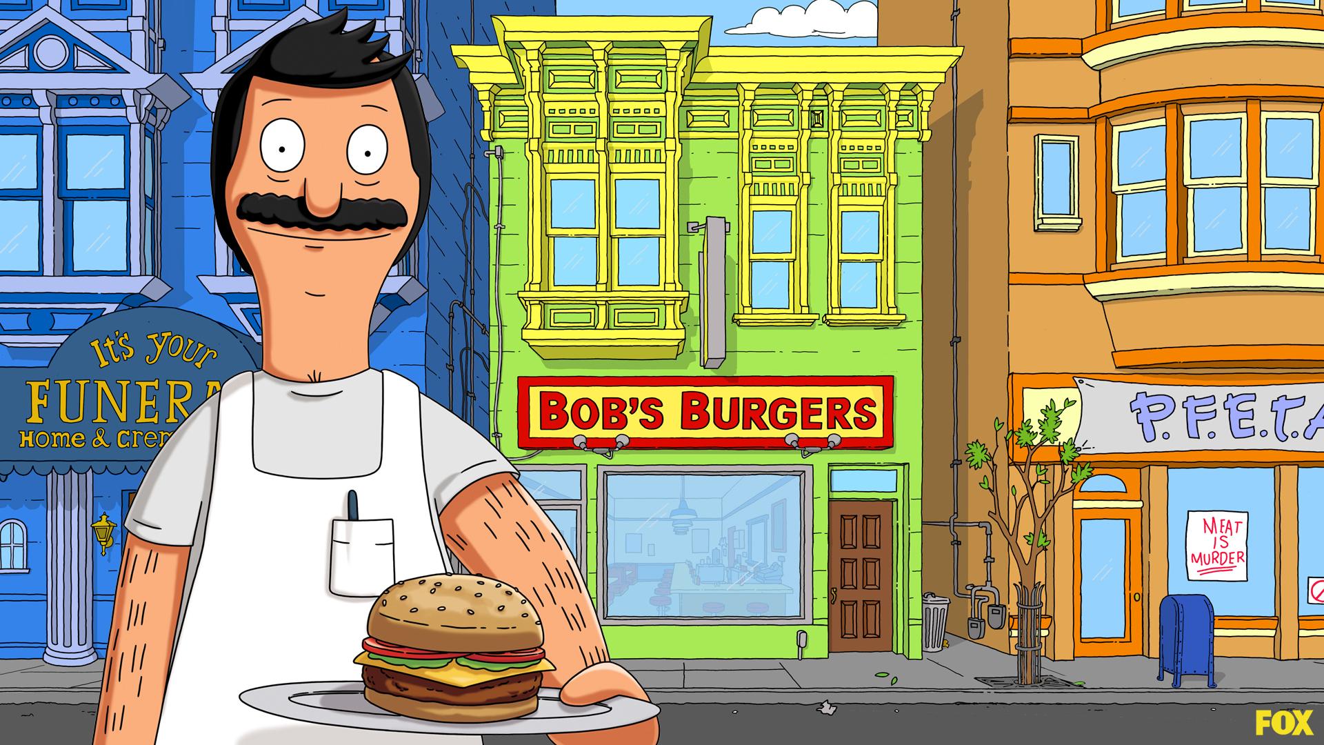Bobs Burgers wallpaper 1