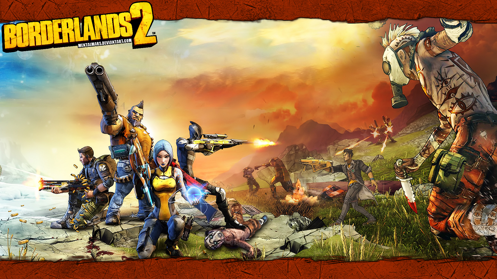 Borderlands 2 wallpaper 14