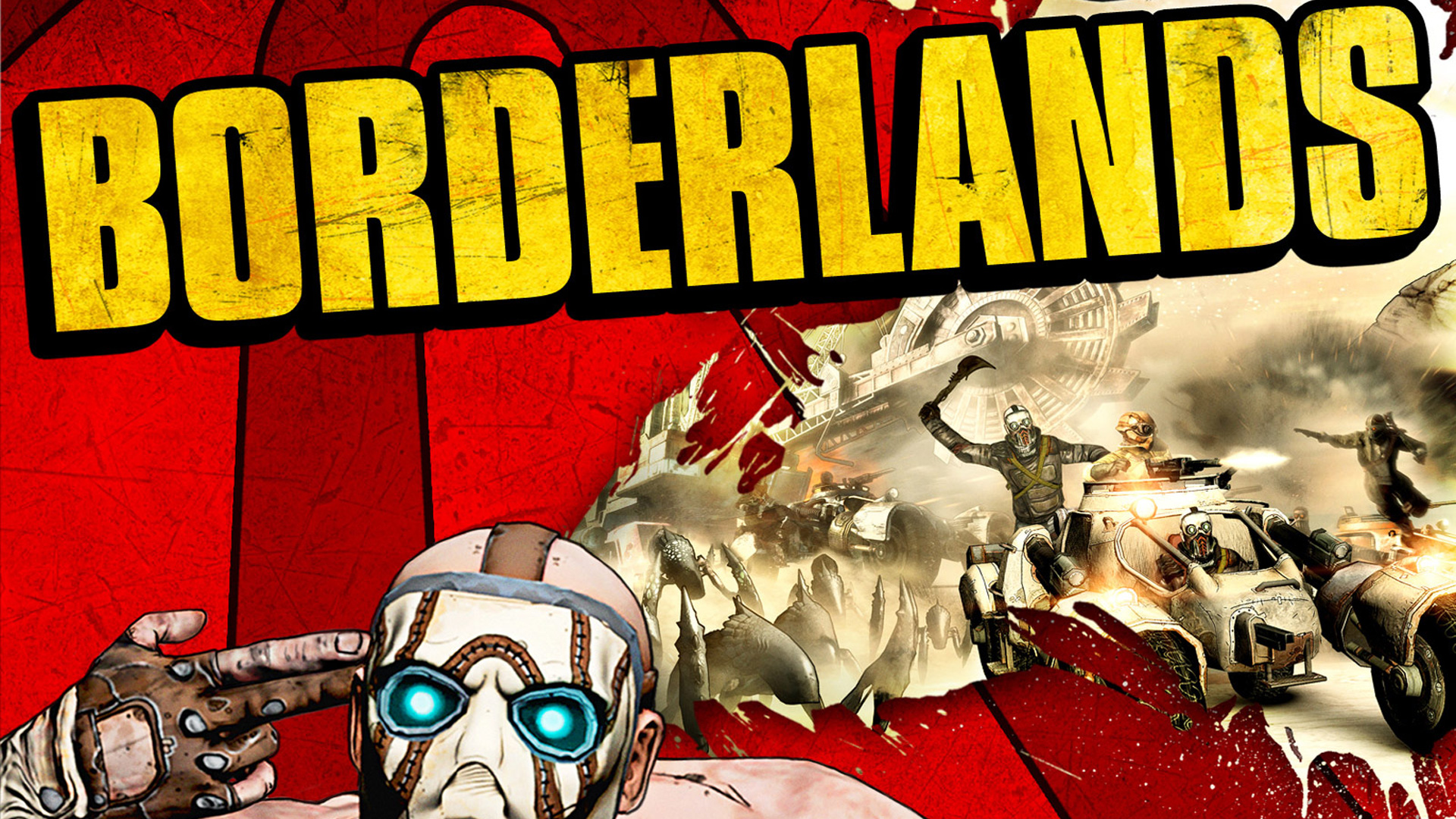 Borderlands Wallpaper 9