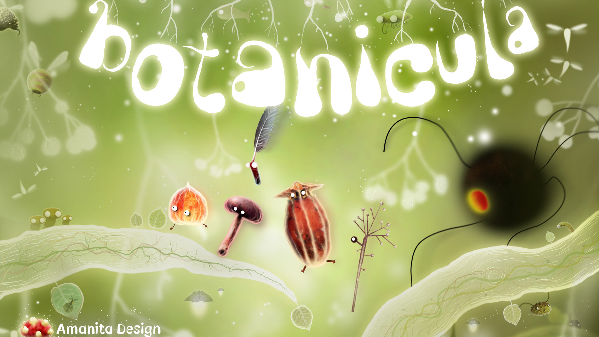 Botanicula wallpaper 4