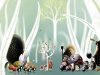 Botanicula wallpaper 3