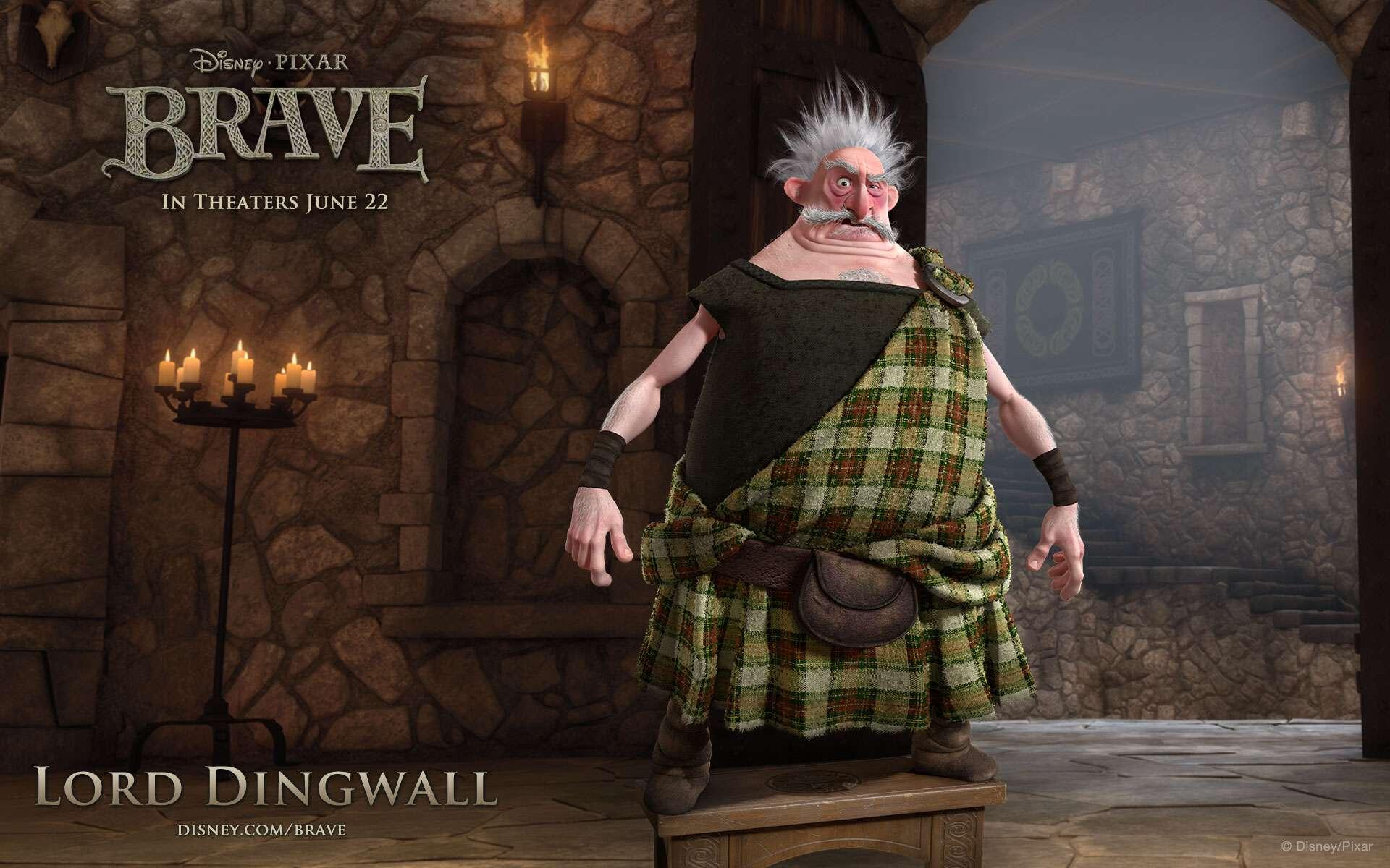 Brave wallpaper 8
