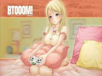 Btooom wallpaper 4
