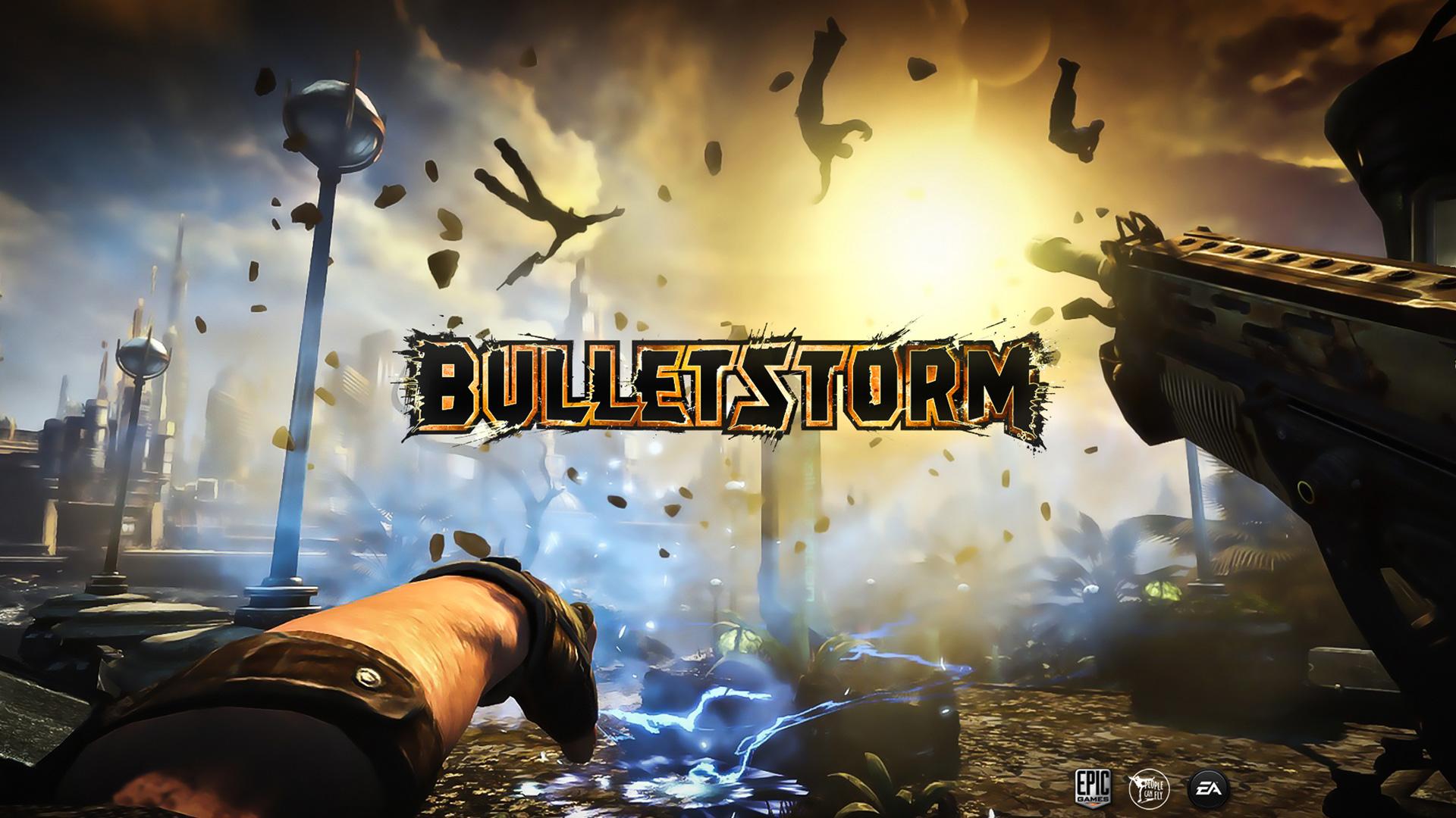 Bulletstorm wallpaper 11