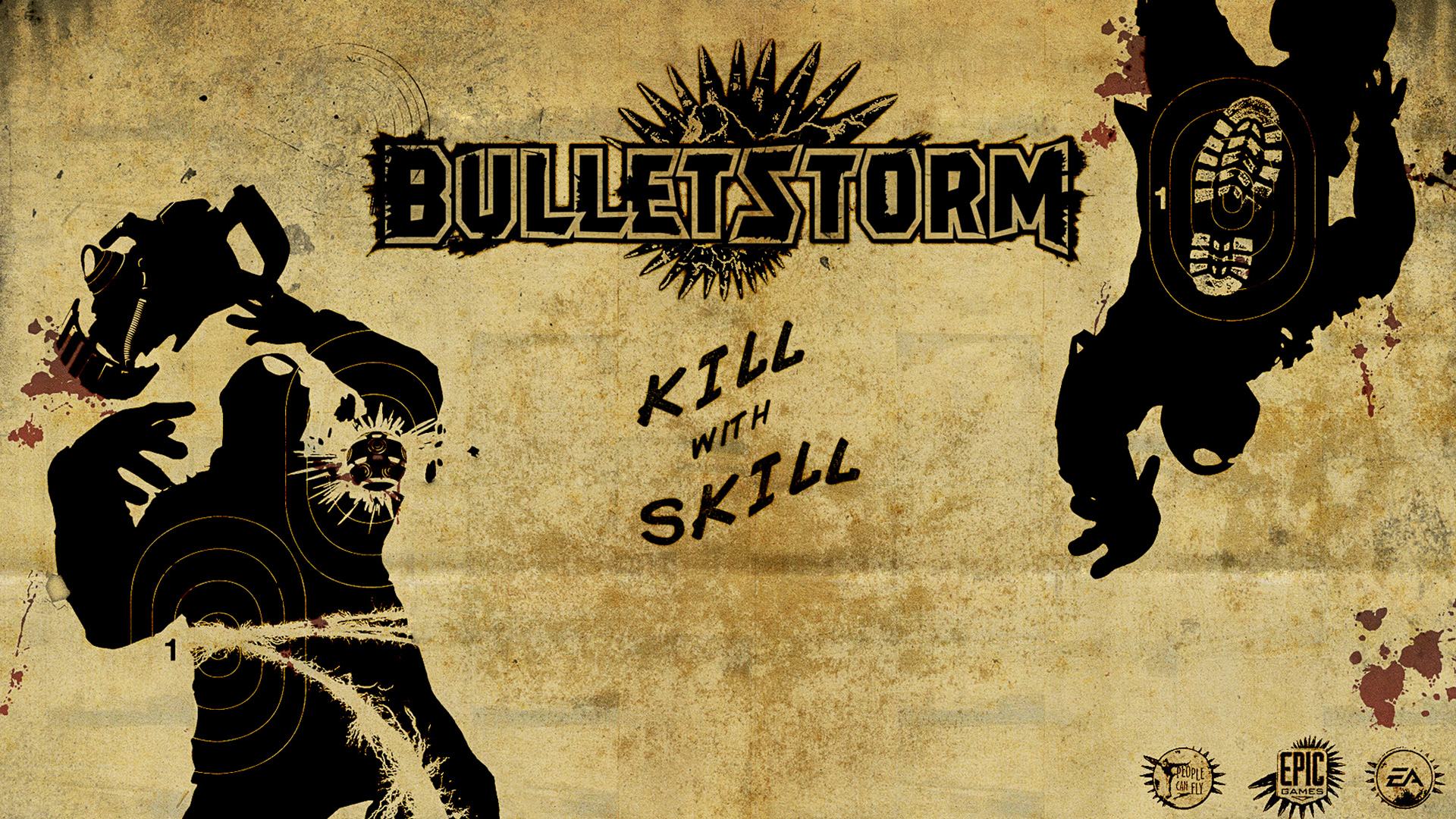 Bulletstorm wallpaper 13