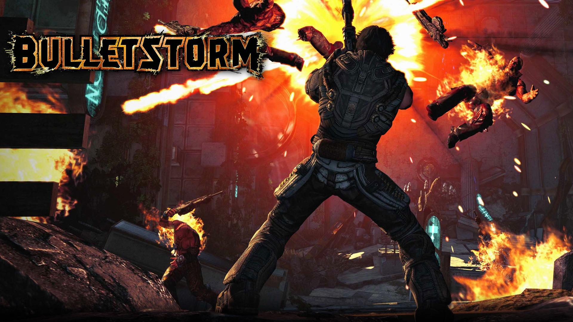 Bulletstorm wallpaper 15
