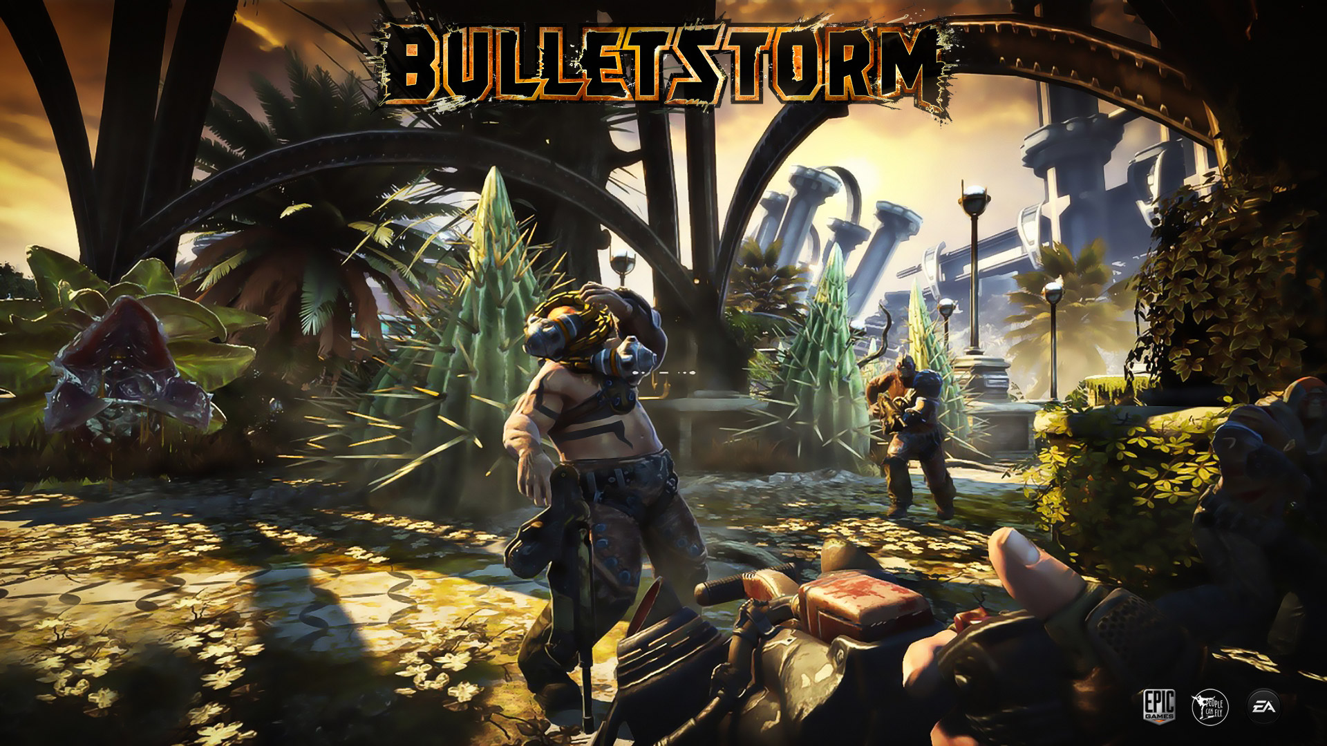 Bulletstorm wallpaper 5