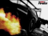 Burnout Paradise wallpaper 2