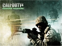 Call of Duty 4 Modern Warfare wallpaper 4