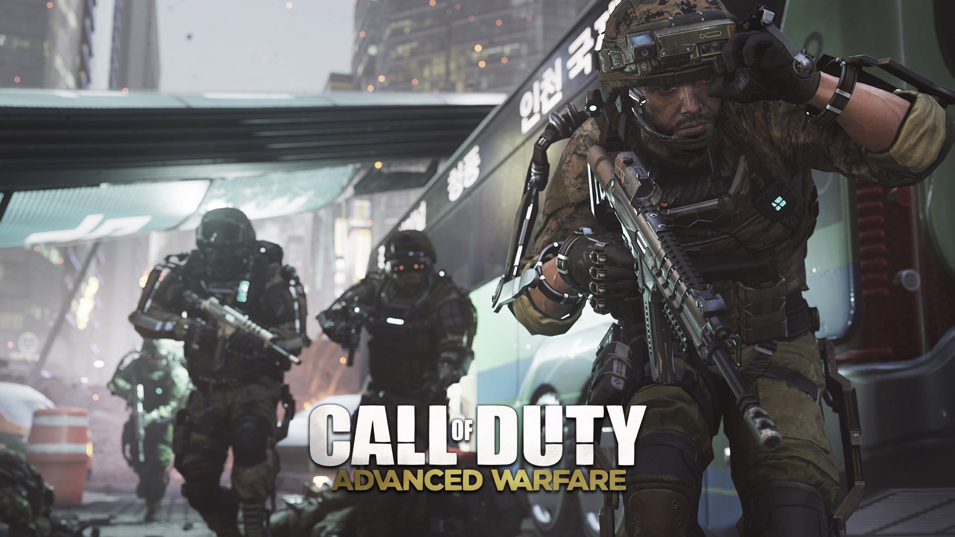Call of Duty Advanced Warfare wallpaper 10