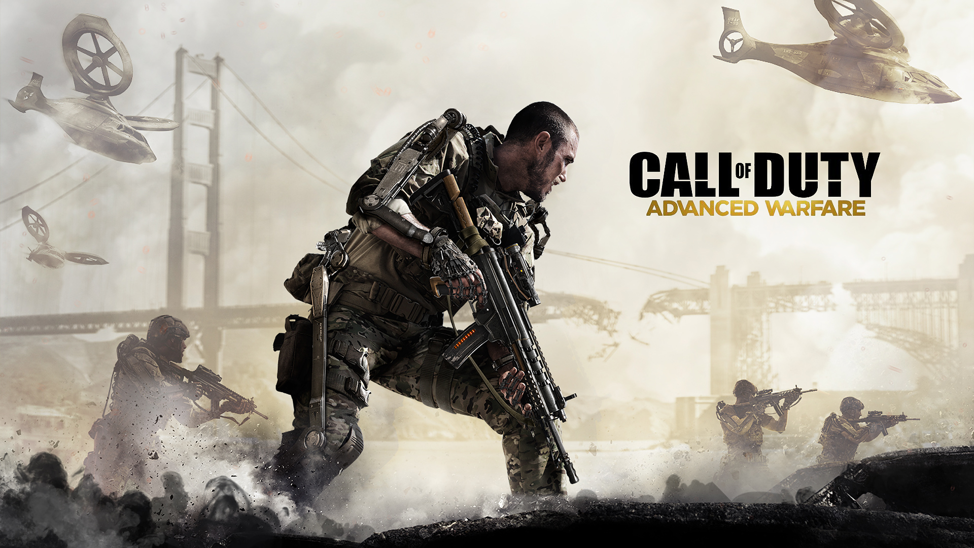 Call of Duty Advanced Warfare wallpaper 12