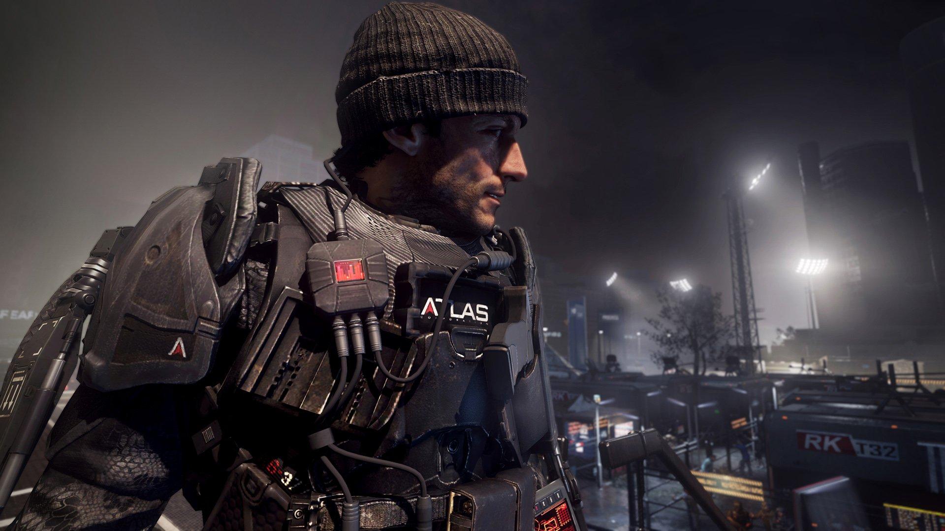 Call of Duty Advanced Warfare wallpaper 3