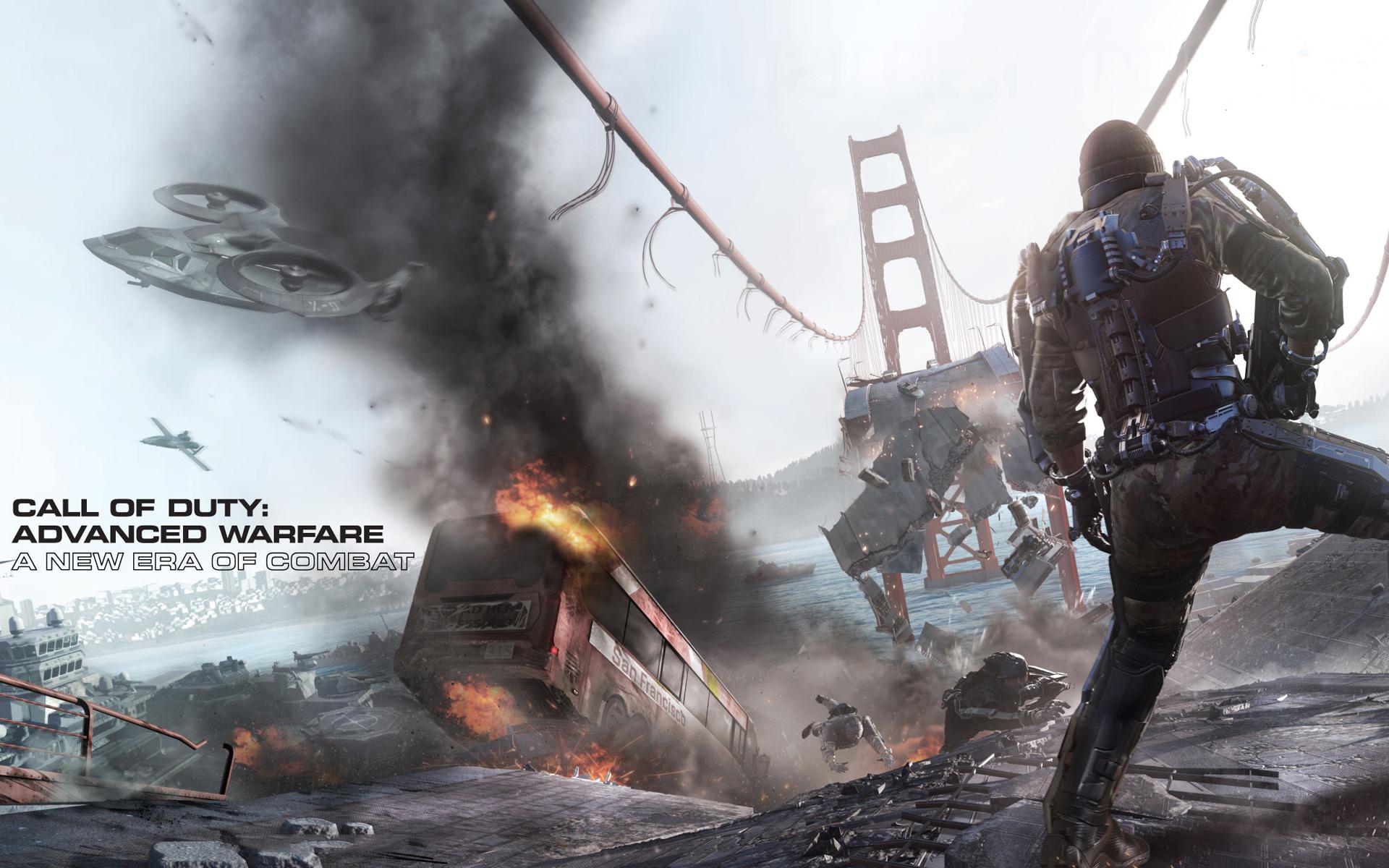 Call of Duty Advanced Warfare wallpaper 8