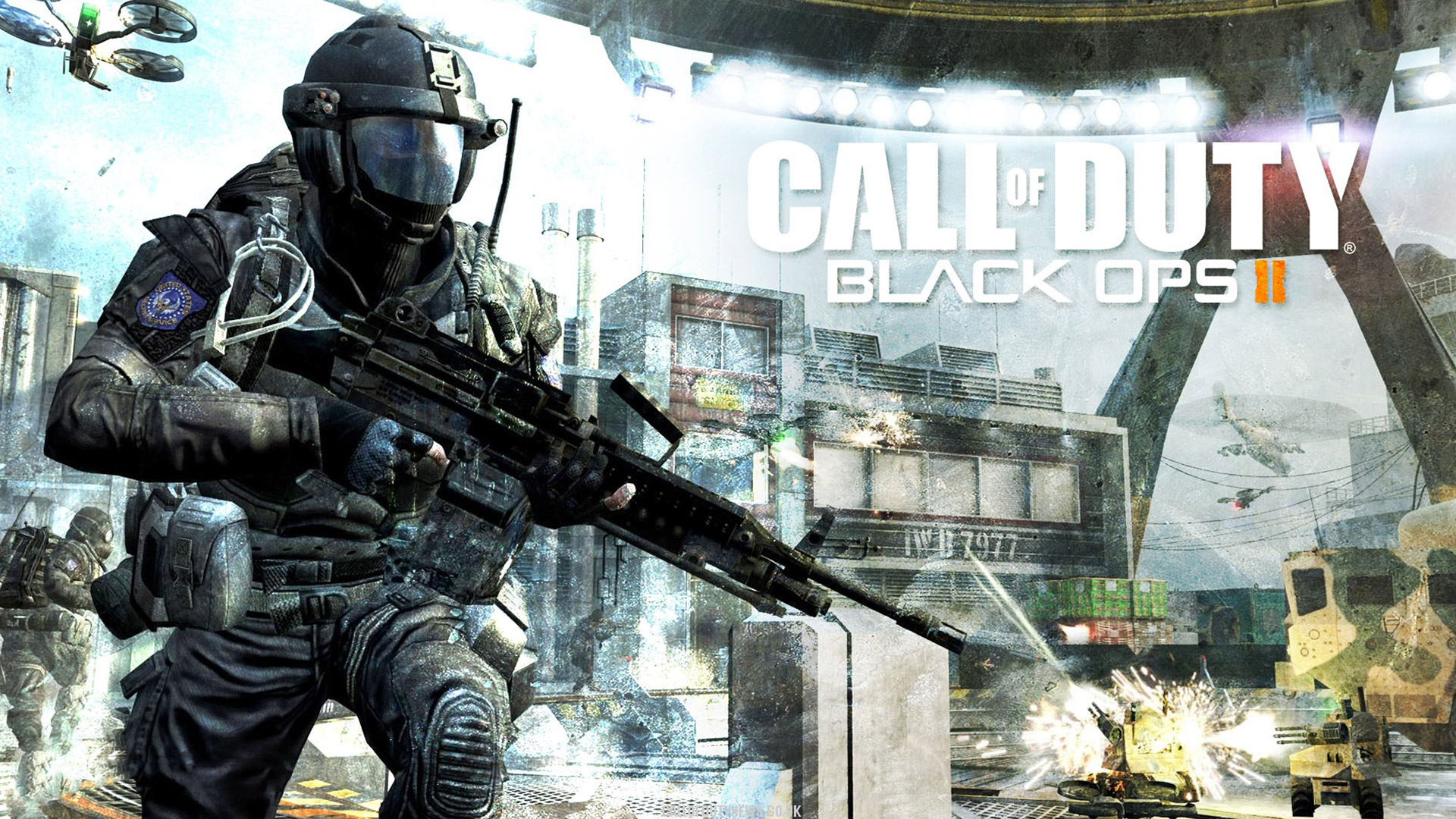 Call of Duty Black Ops 2 wallpaper 21
