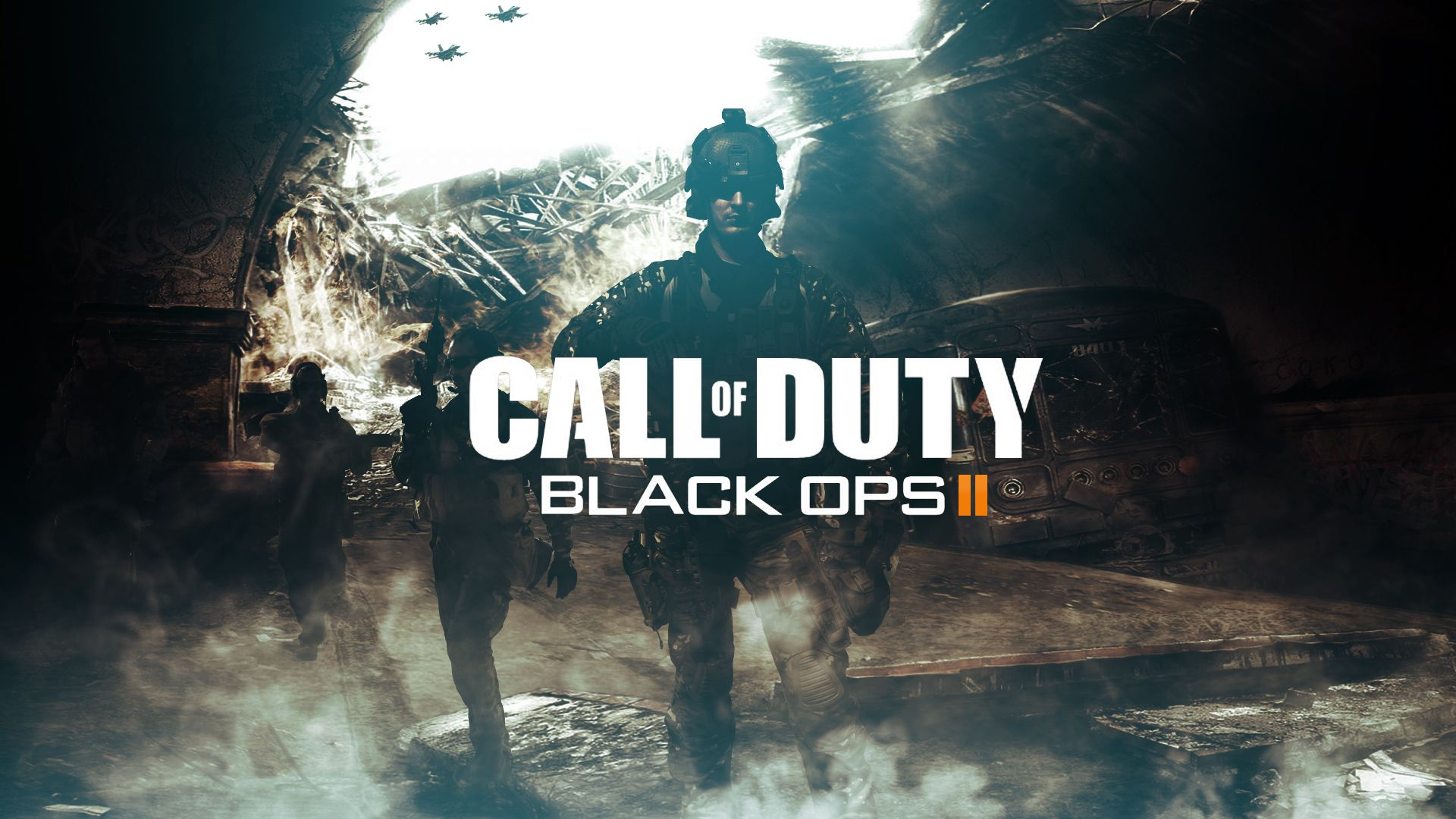 Call of Duty Black Ops 2 wallpaper 3