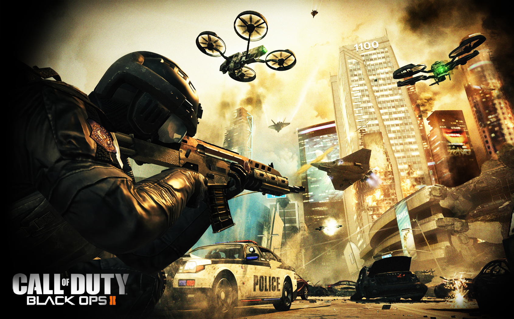 Call of Duty Black Ops 2 wallpaper 4