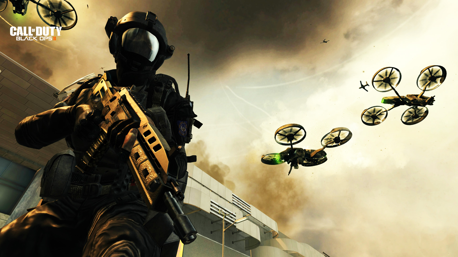 Call of Duty Black Ops 2 wallpaper 6