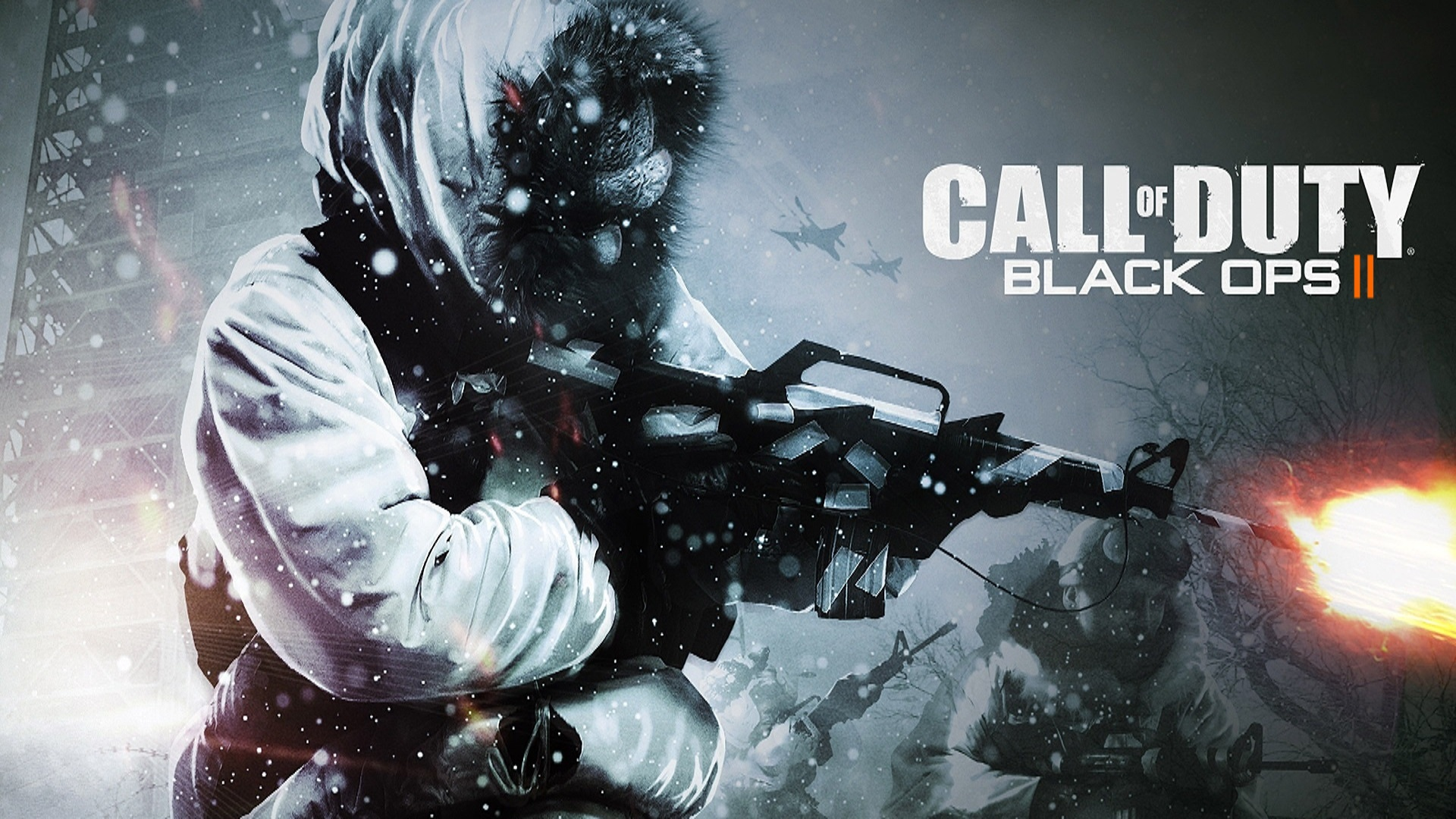 Call of Duty Black Ops 2 wallpaper 9