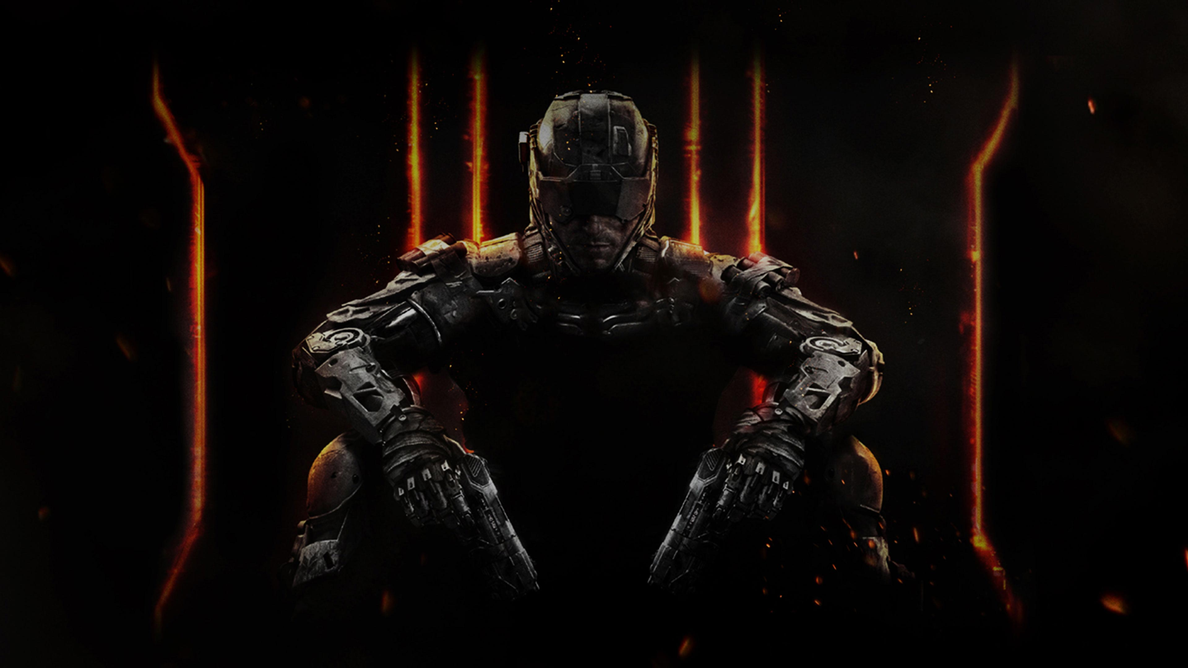Cod Black Ops 3 Wallpaper: Call Of Duty Black Ops 3 Wallpaper 1