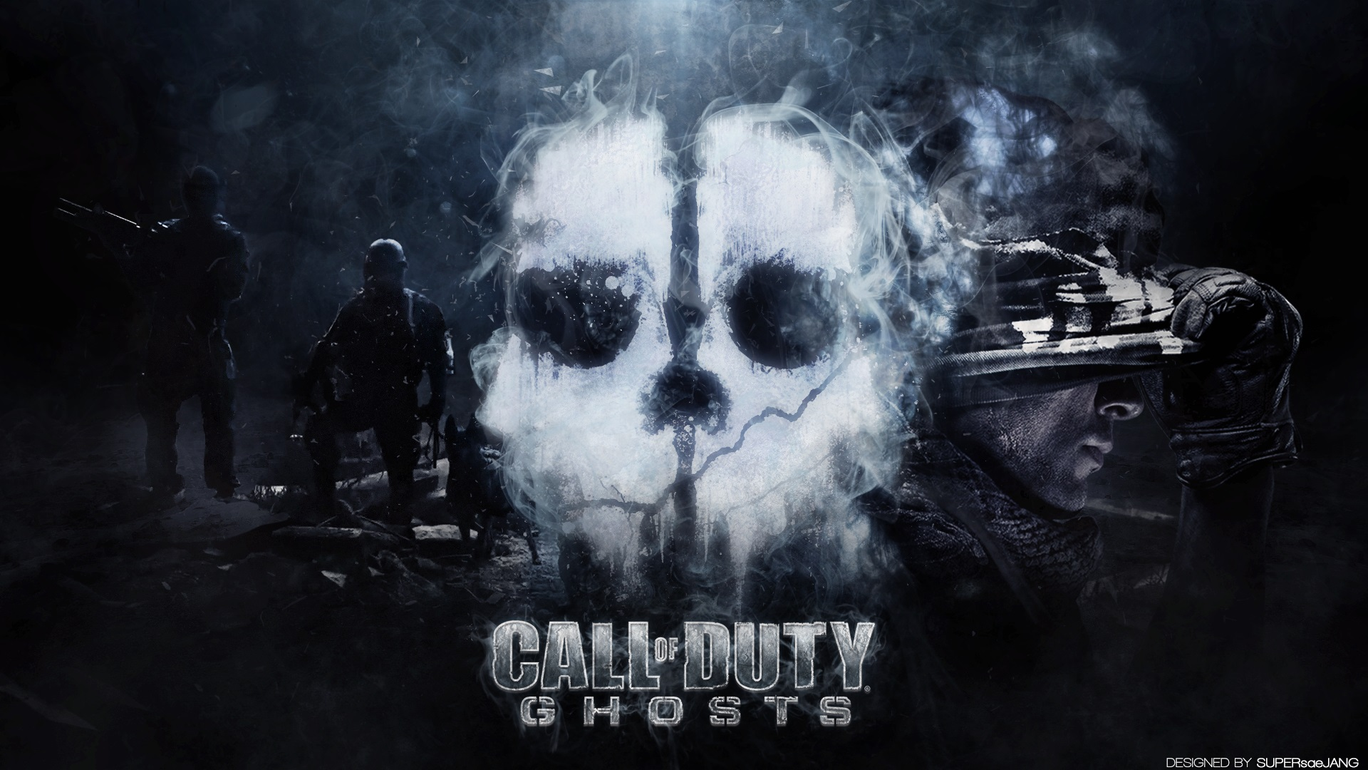 Call of Duty Ghosts wallpaper 12