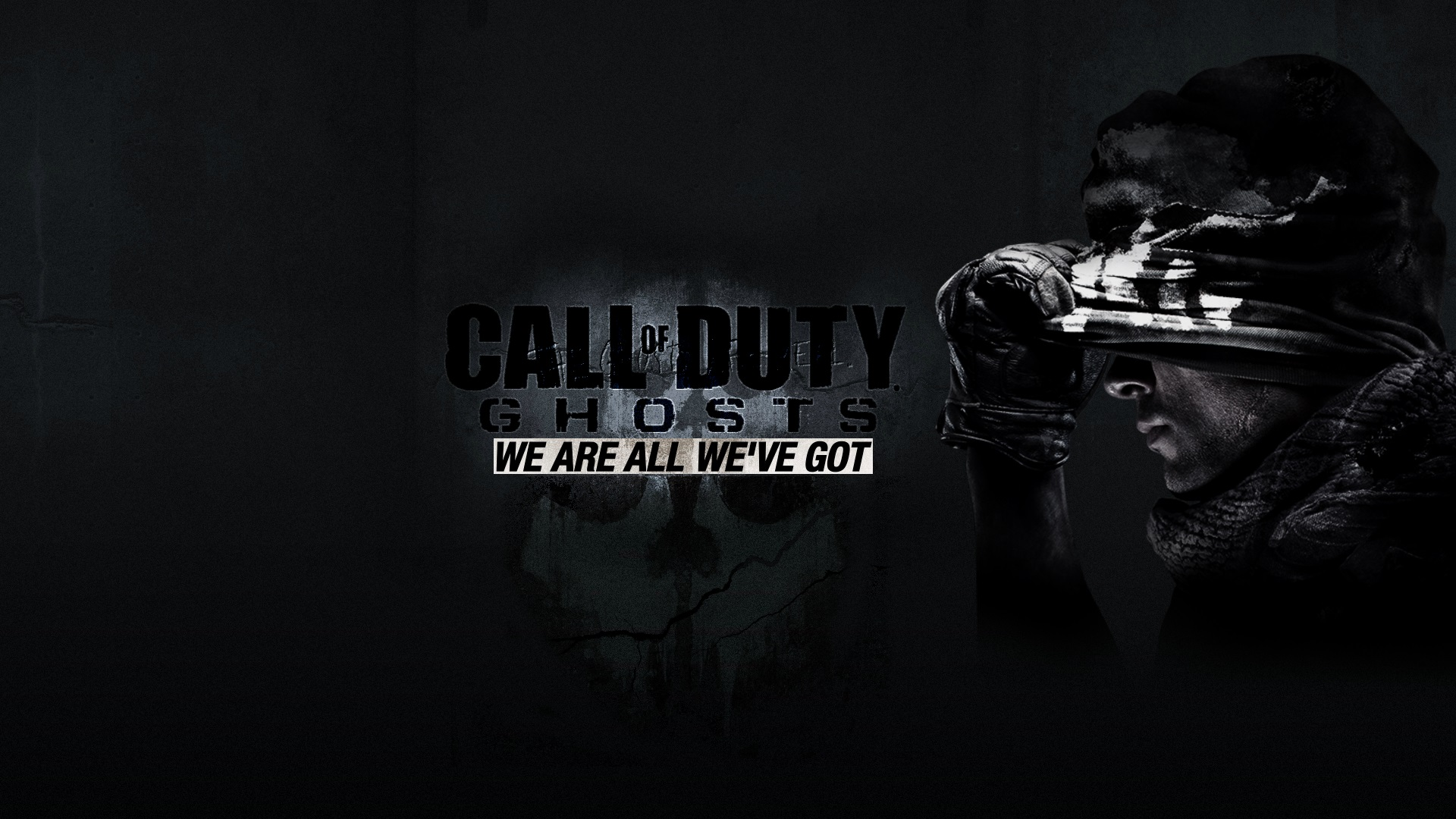 Call of Duty Ghosts wallpaper 5