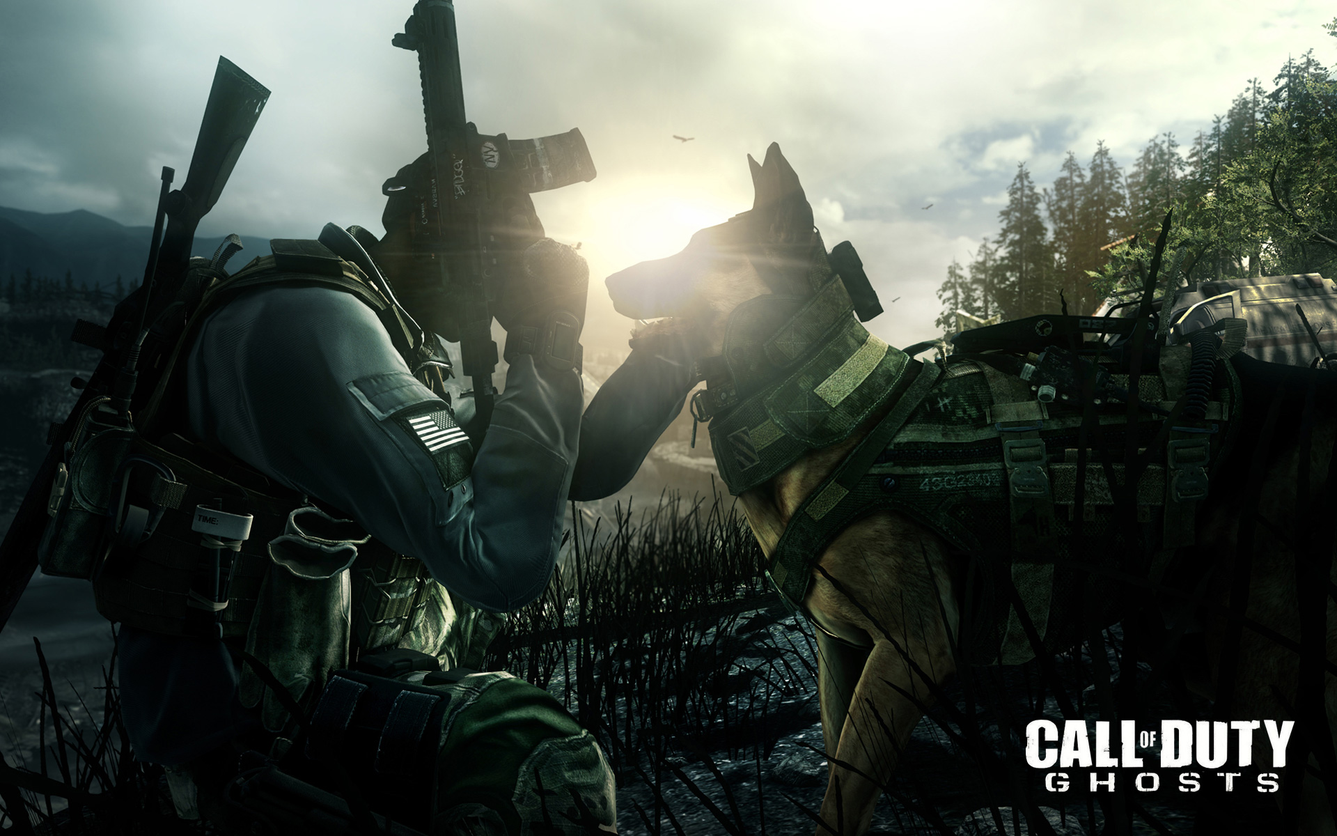 Call of Duty Ghosts wallpaper 9