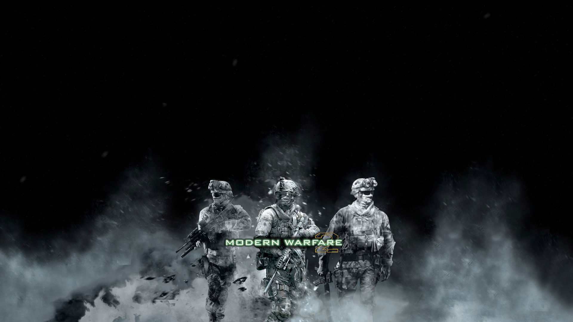 Call Of Duty Modern Warfare 2 Wallpaper 11 Wallpapersbq