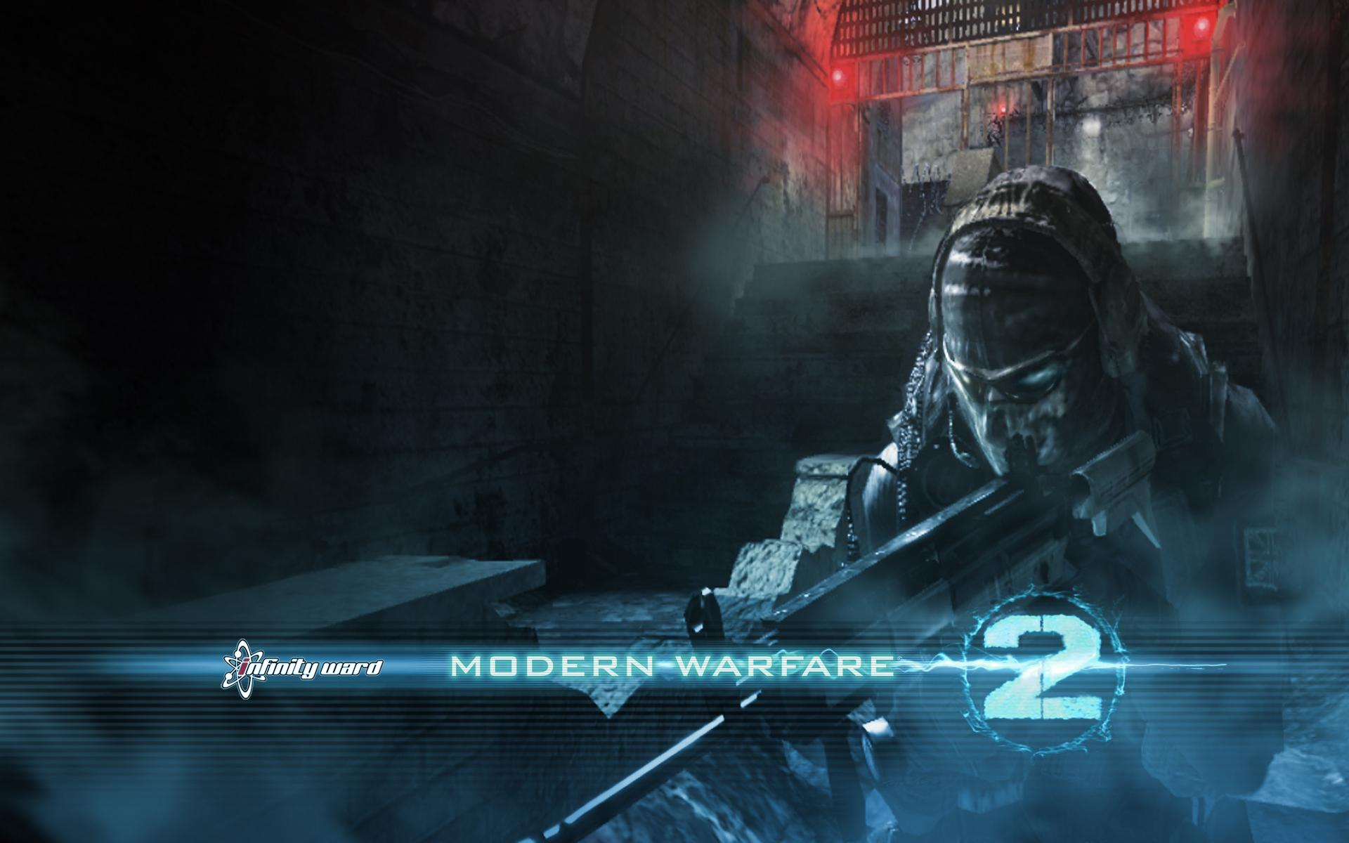 Call Of Duty Modern Warfare 2 Wallpaper 2 Wallpapersbq
