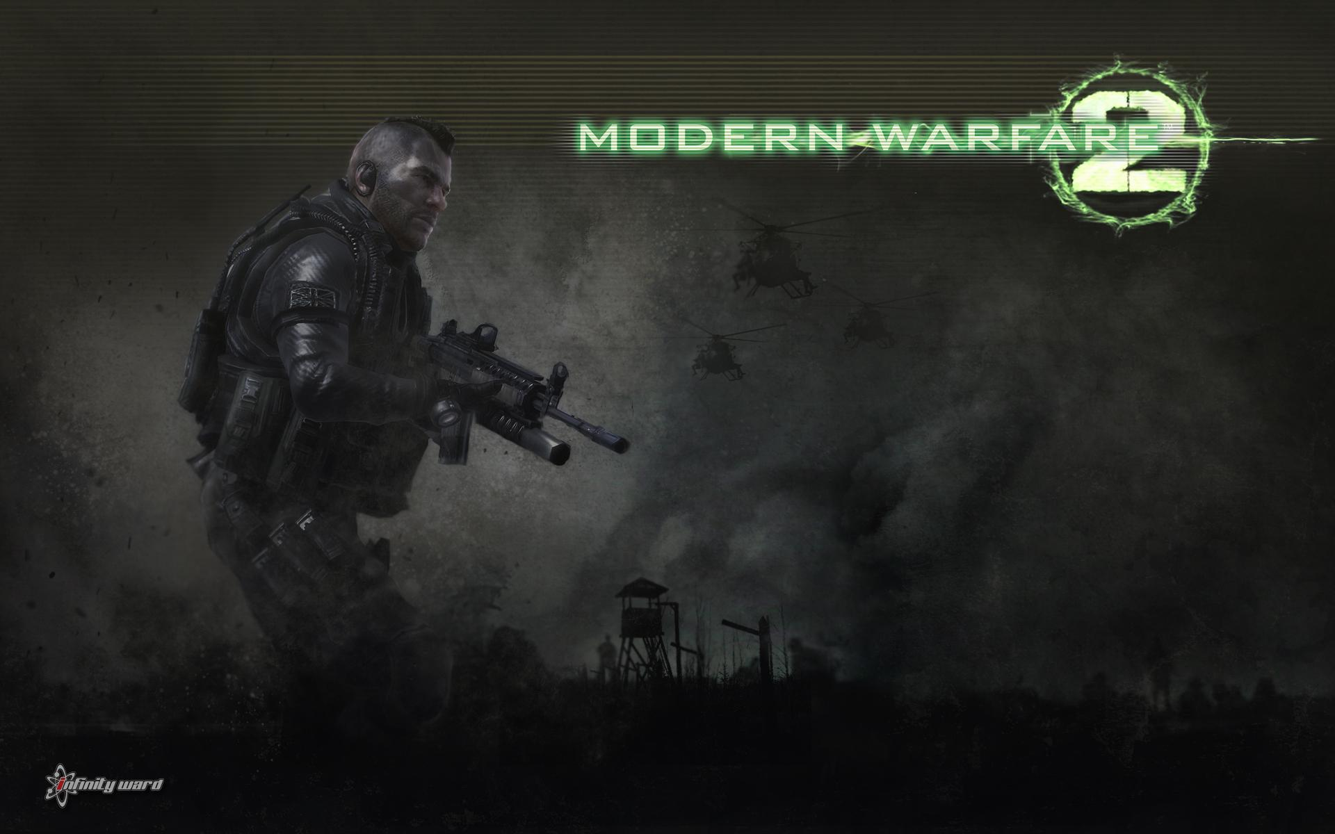 Call of Duty Modern Warfare 2 wallpaper 6