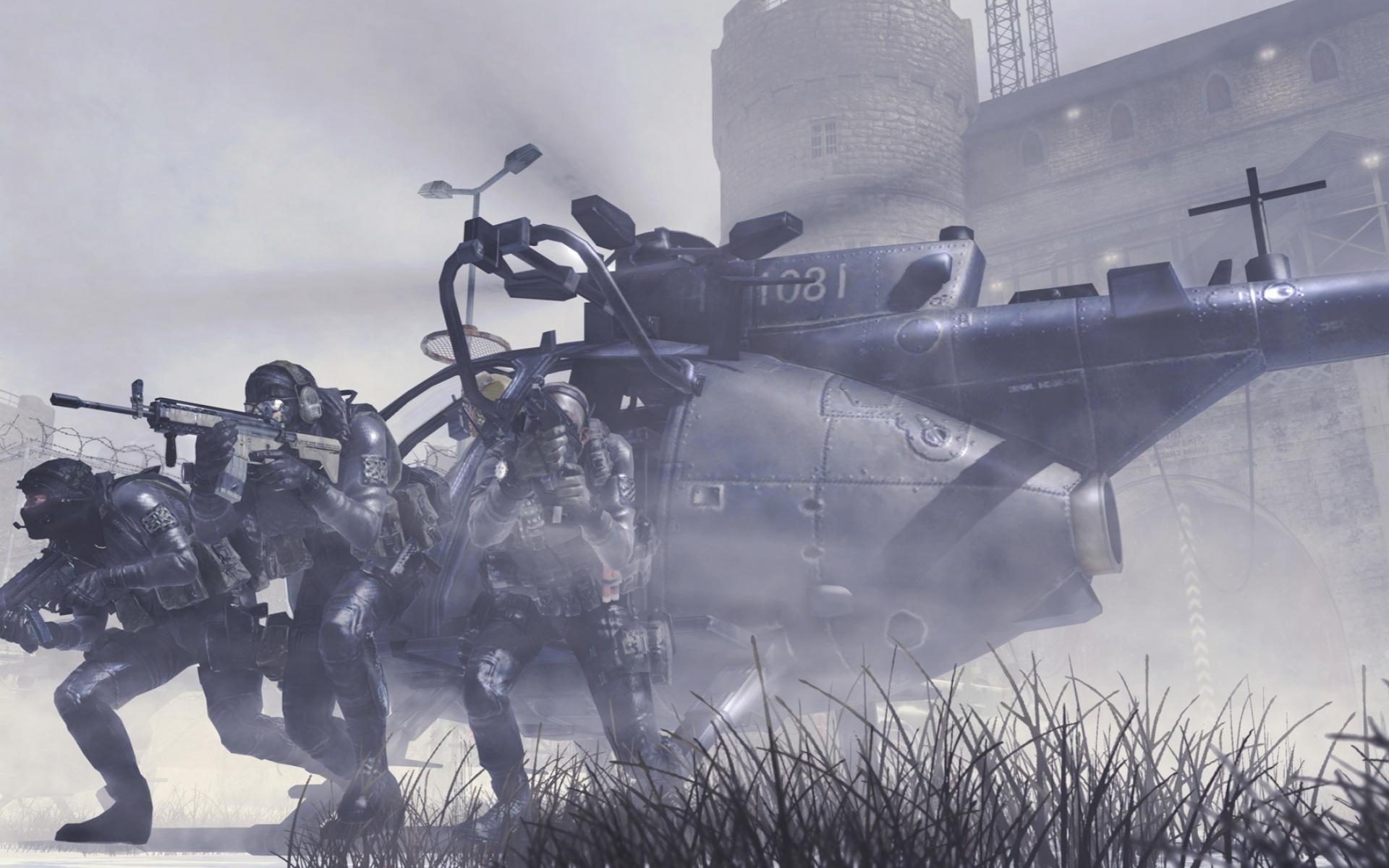 Call of Duty Modern Warfare 2 wallpaper 9