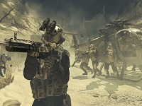 Call of Duty Modern Warfare 2 wallpaper 8