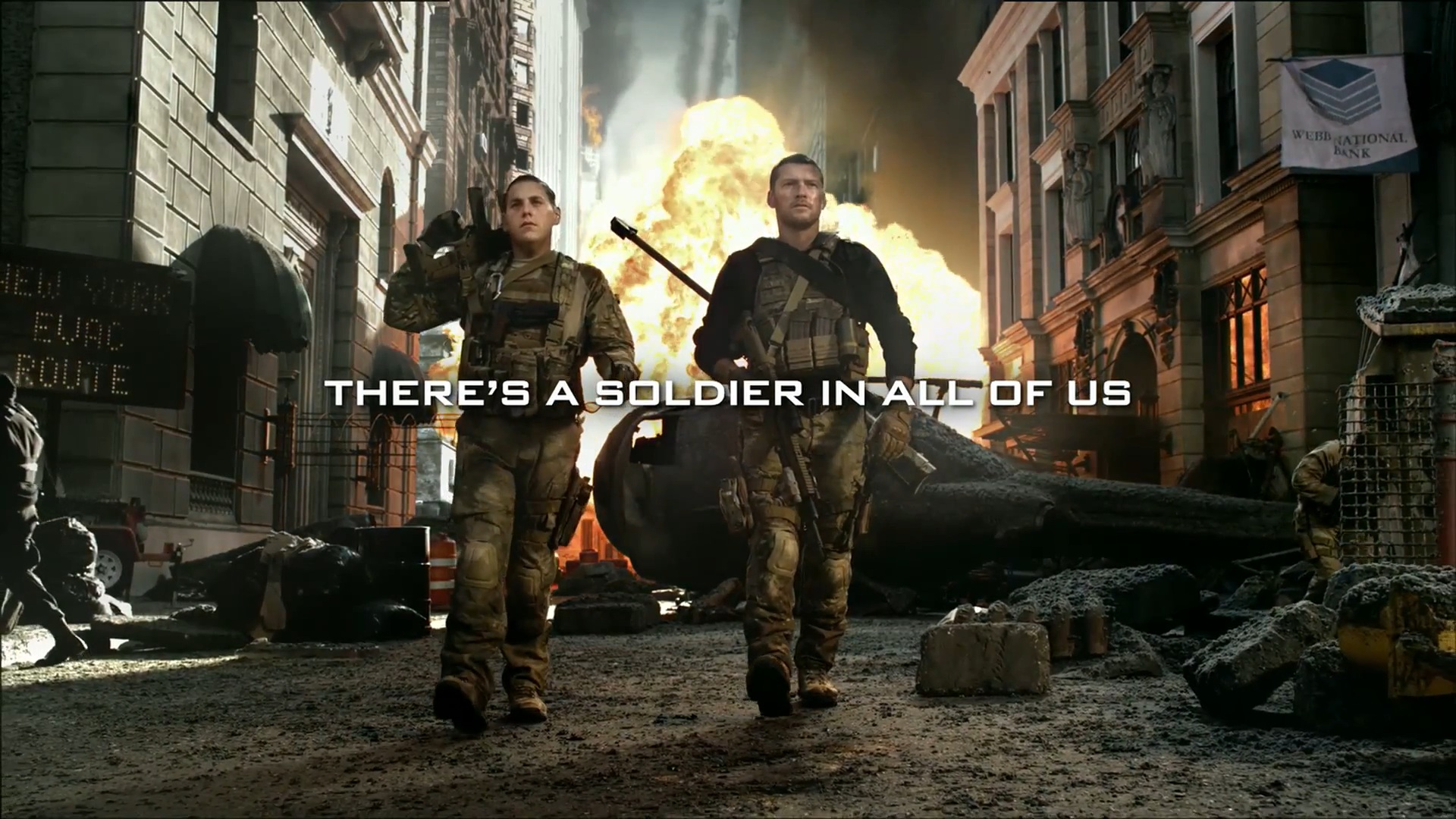 Call of Duty Modern Warfare 3 wallpaper 12