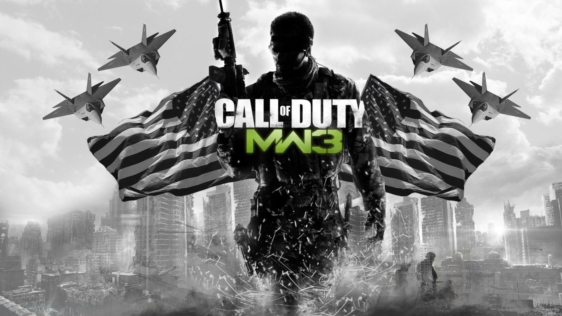 Call Of Duty Modern Warfare 3 Wallpaper 14 Wallpapersbq