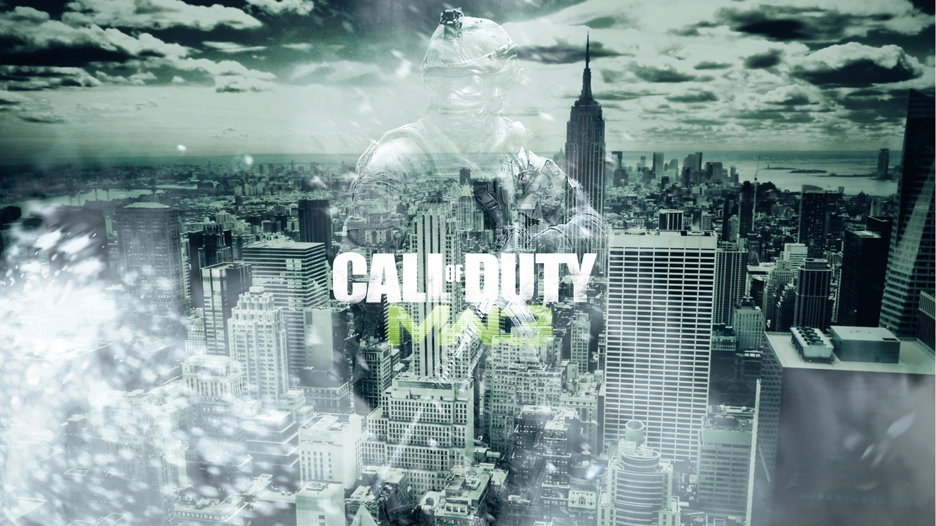 Call of Duty Modern Warfare 3 wallpaper 15