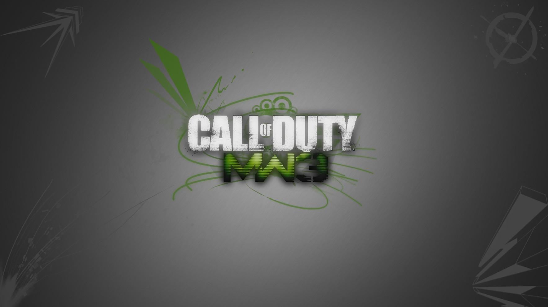 Call of Duty Modern Warfare 3 wallpaper 17