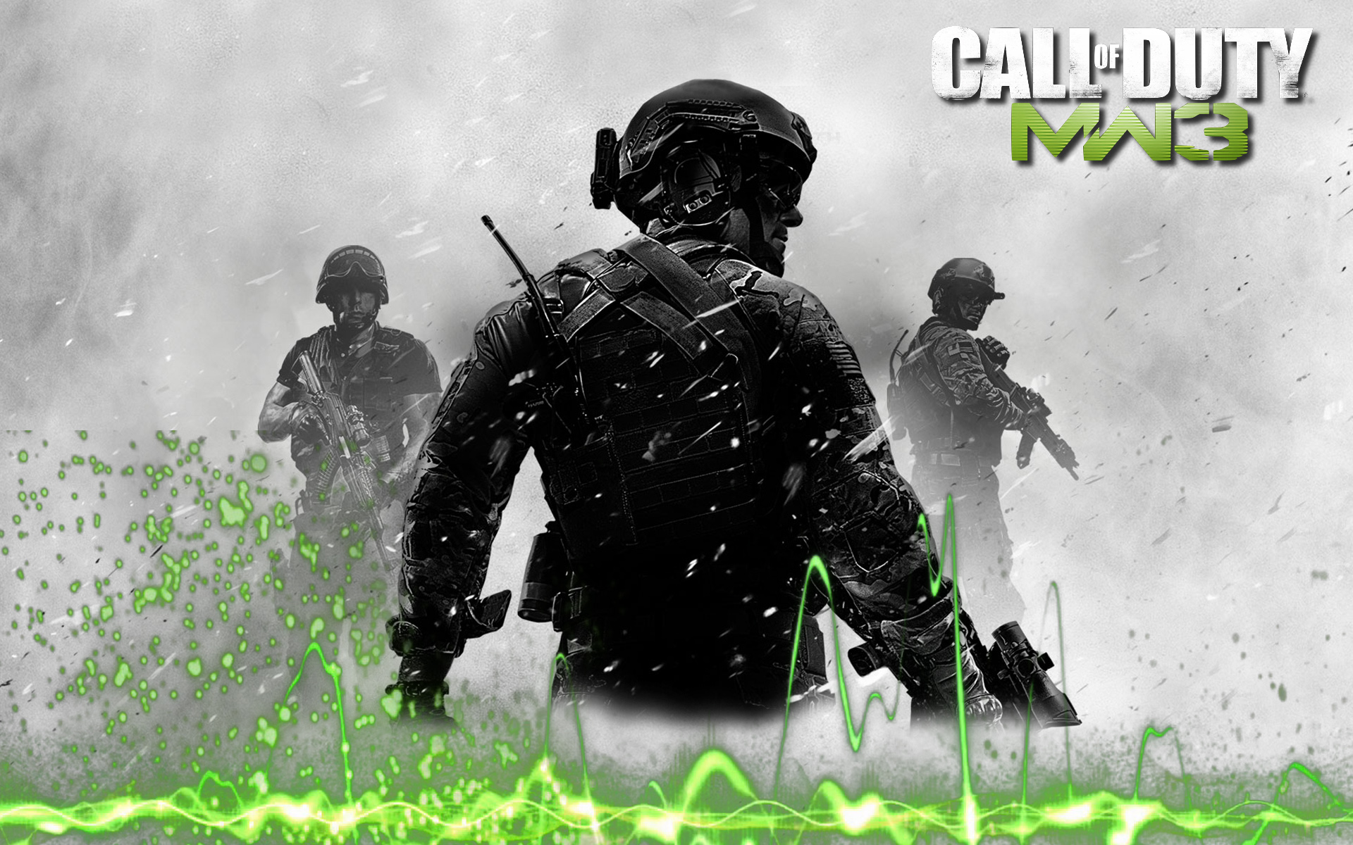Call Of Duty Modern Warfare 3 Wallpaper 23