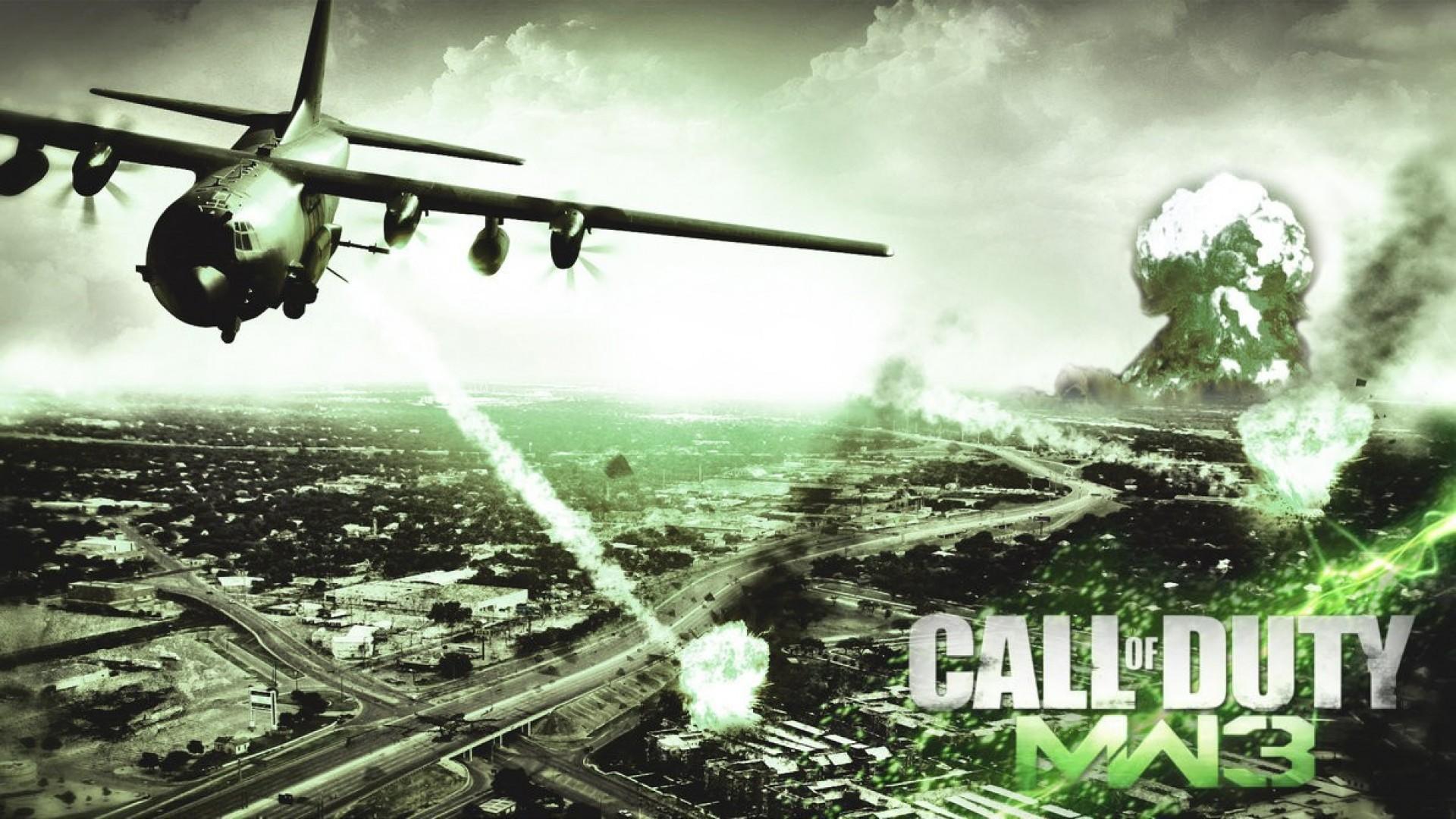 Call Of Duty Modern Warfare 3 Wallpaper 26