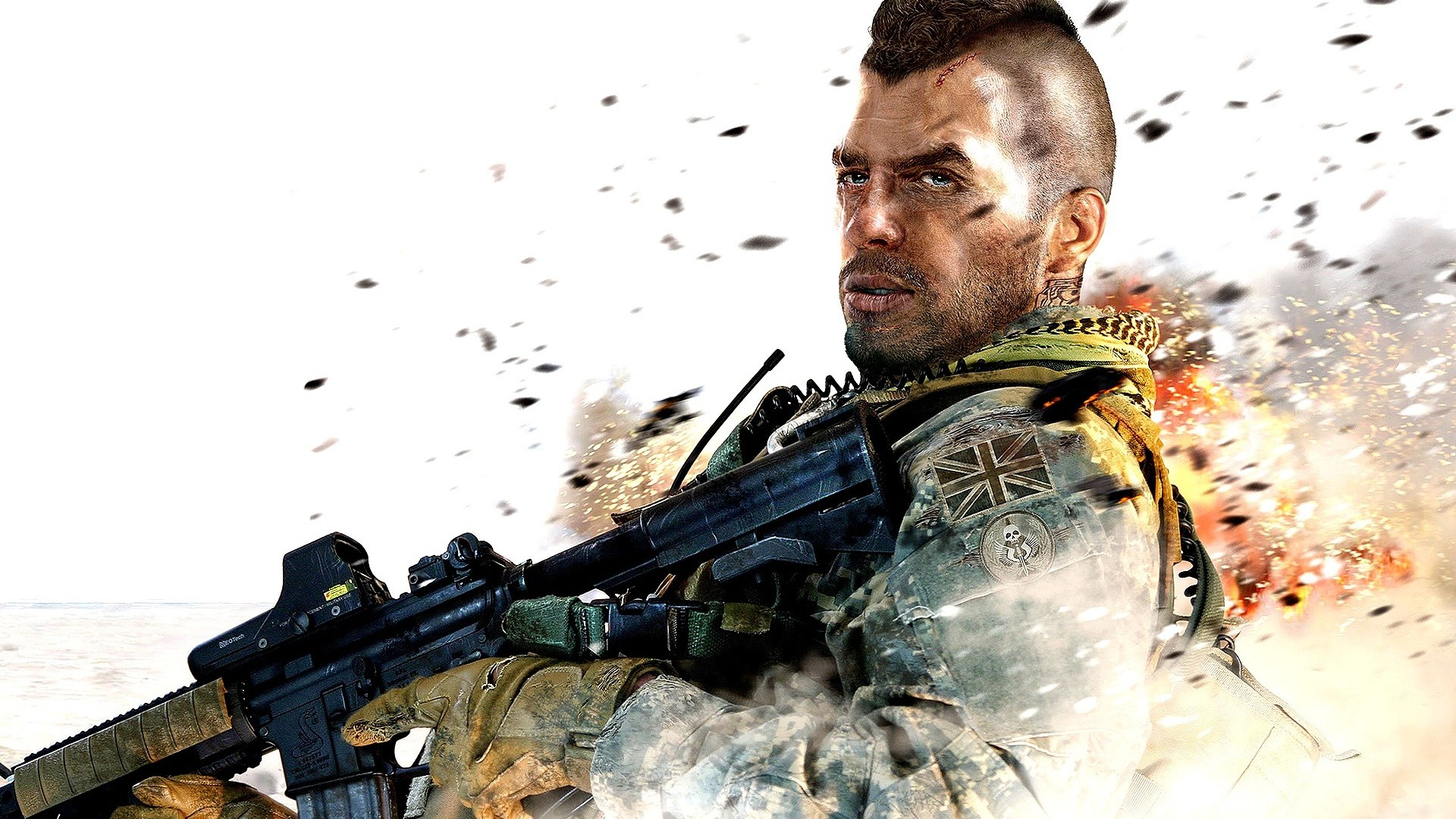 Call of Duty Modern Warfare 3 wallpaper 27