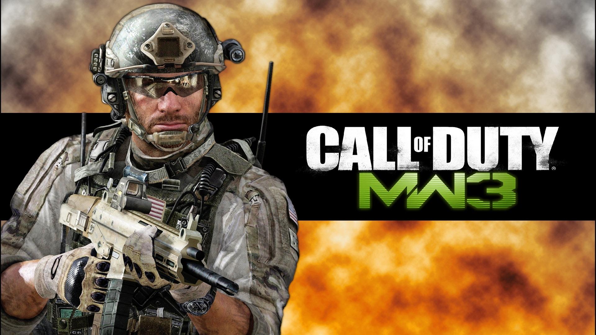 Call of Duty Modern Warfare 3 wallpaper 28