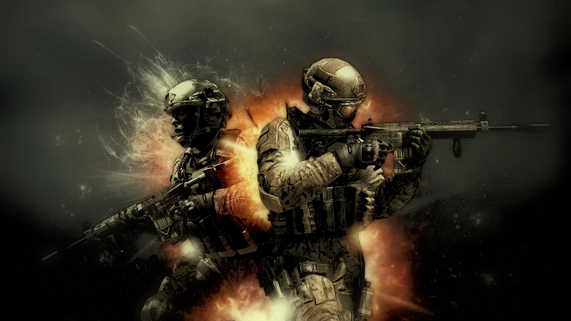 Call of Duty Modern Warfare 3 wallpaper 29